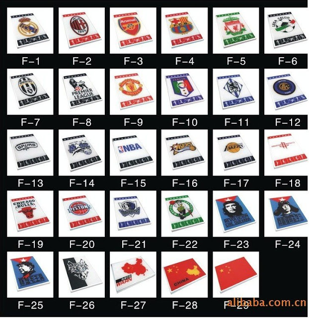 DHL free shipping New Arrival flags team sticker 3d car logo sticker Stereo feeling Various design
