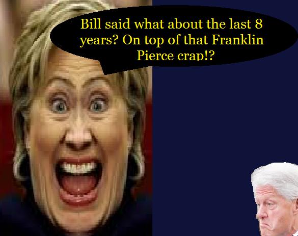 Clinton Legacy Trumps Drumpf