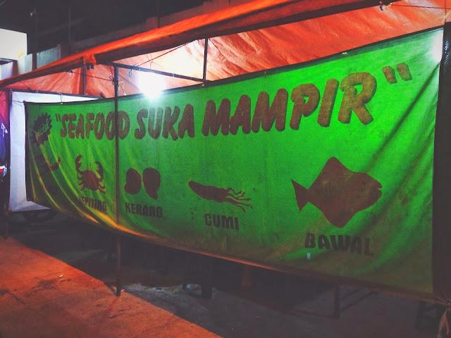 Yogyakarta Seafood Suka Mampir