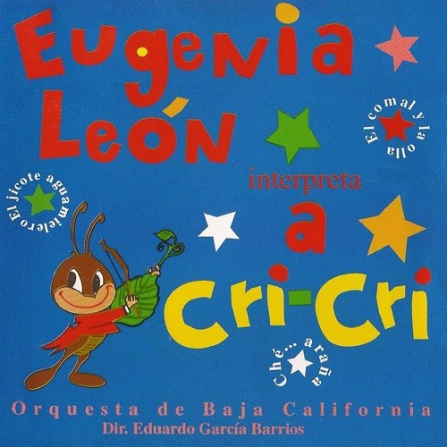 Una Nota Que Cae: Eugenia León - Interpreta A Cri-Cri