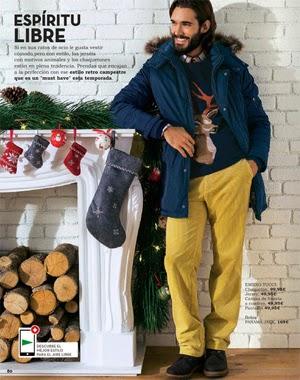 regalos Navidad moda hombre