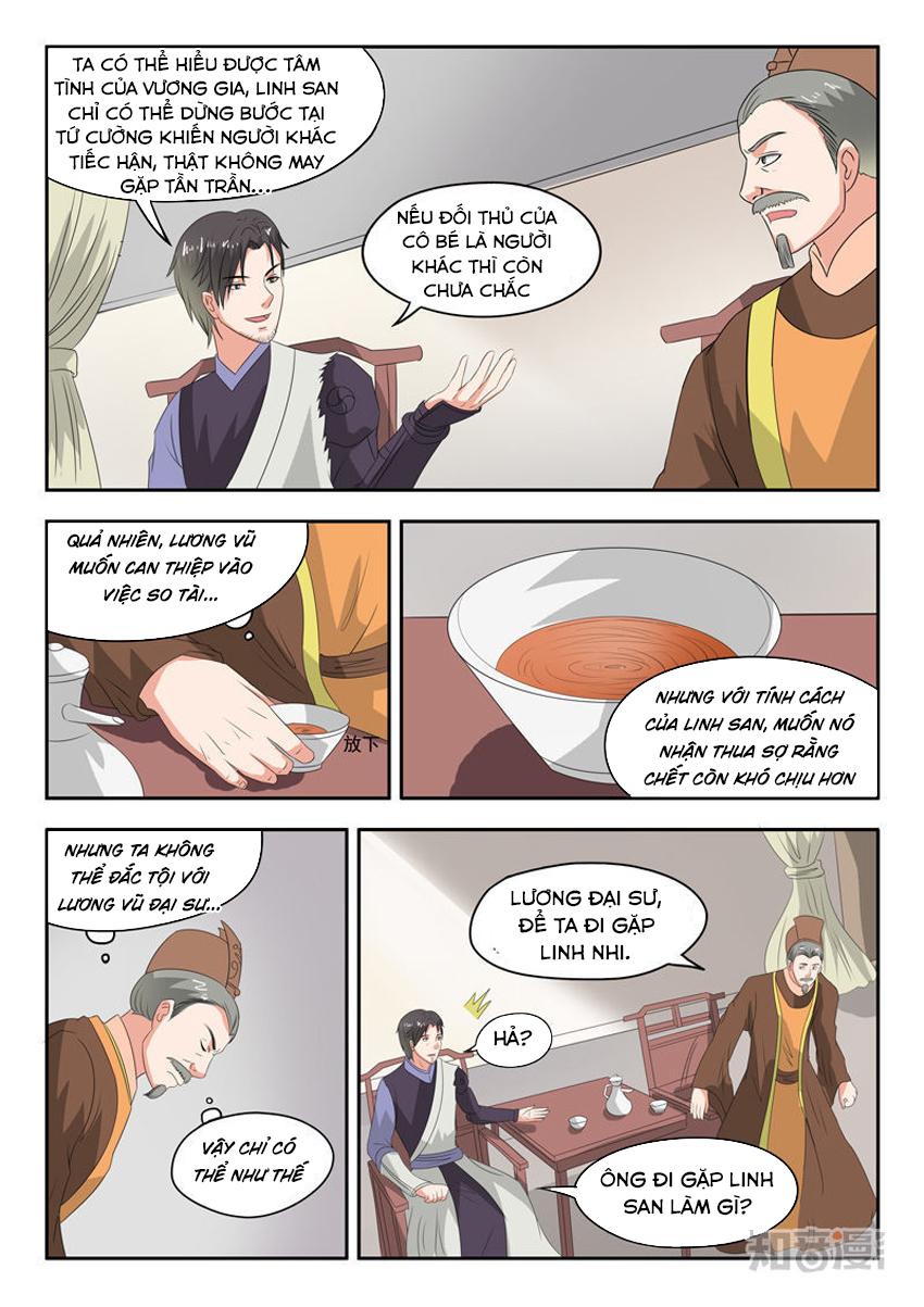 Võ Thần Chúa Tể Chapter 118 - Hamtruyen.vn