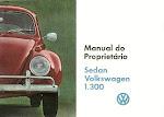 MANUAL FUSCA 69-70