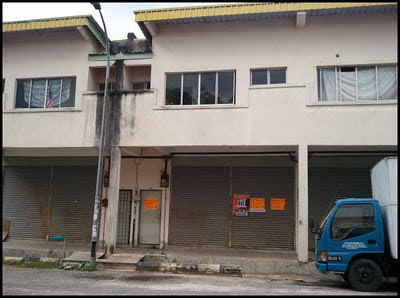 IPOH FACTORY FOR SALE AND RENT (I00097)