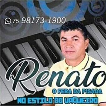 Novo CD de Renato o fera da pisada