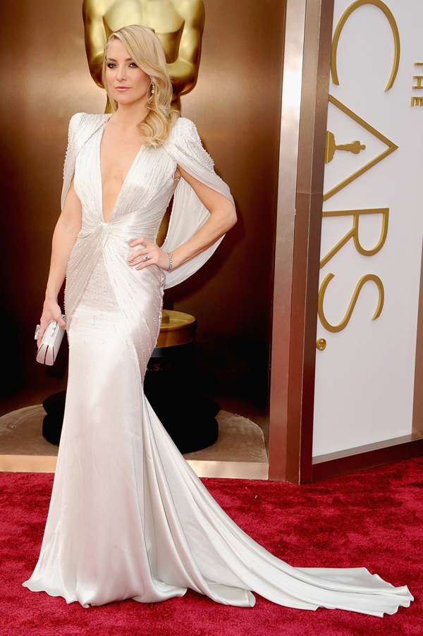 Kate Hudson's Oscar 2014 Dress by: Atelier Versace