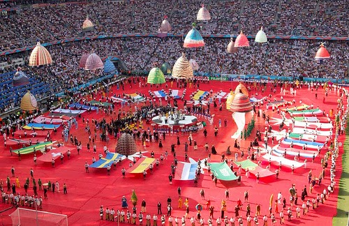 Photos of FIFA Opening Ceremony - 2