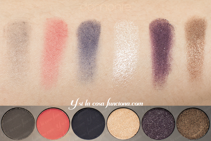 Swatches Second Line Showstoppers Sleek