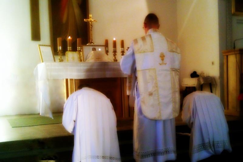 Kaplica przy Sanktuarium Miłosierdzia Bożego