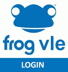 Akses ke VLE Frog