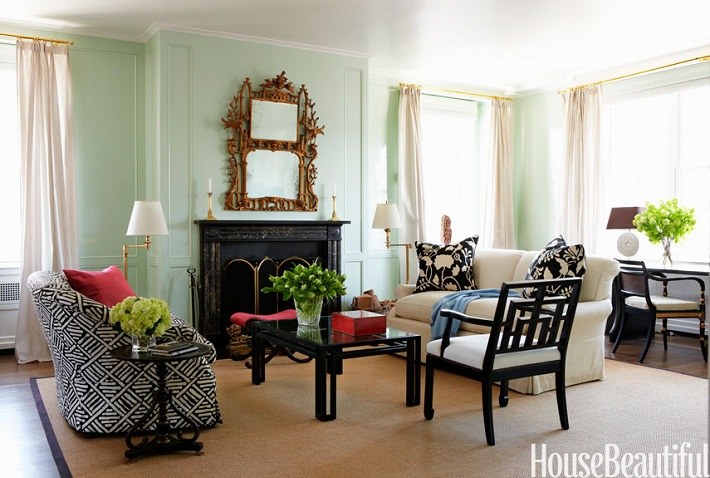 Mix and Chic: Stunning green spaces!