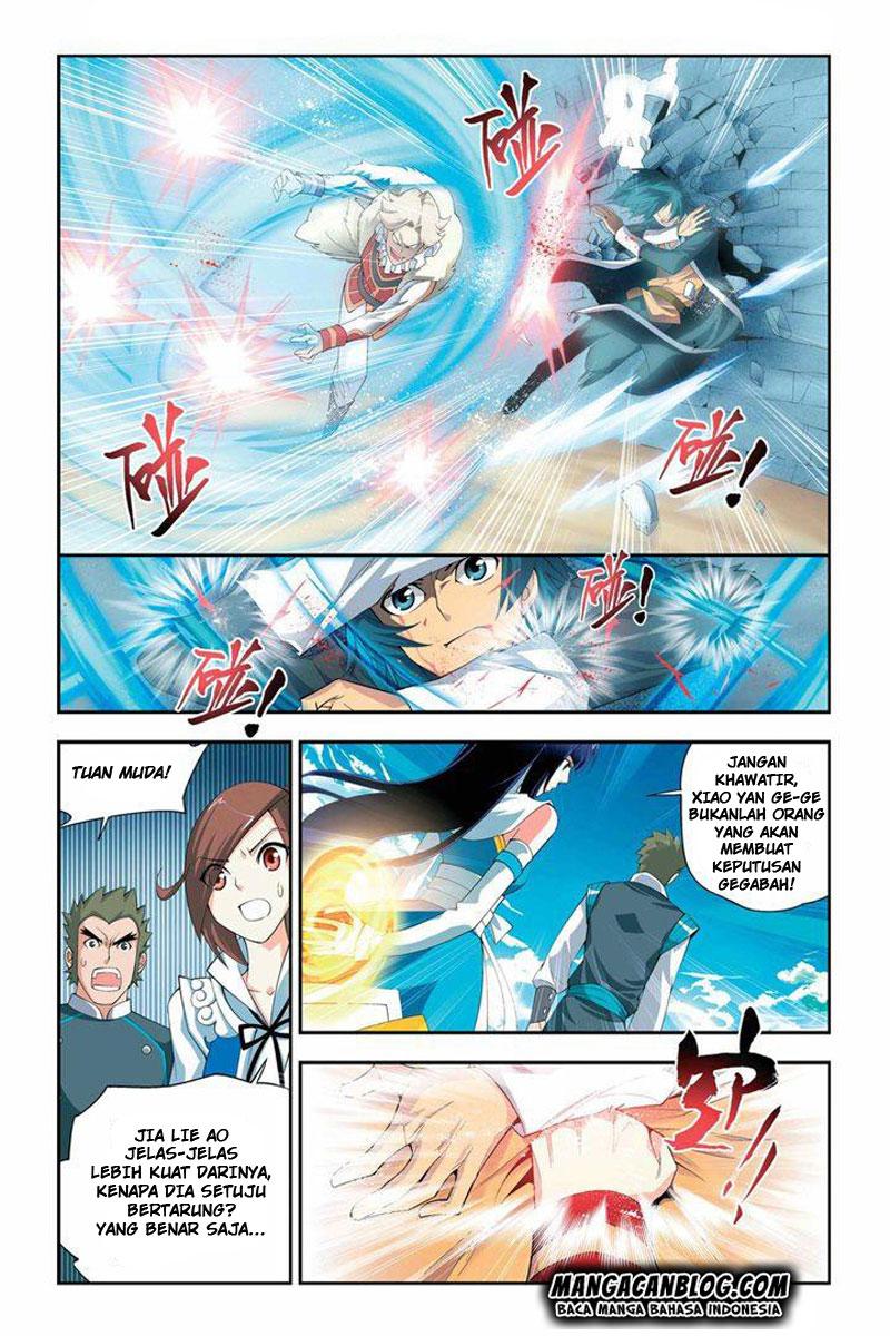 Battle Through Heaven Chapter 16-18