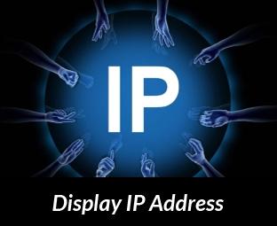 Làm thế nào để bạn có thể biết địa chỉ IP của khách khi truy cập vào blog của bạn