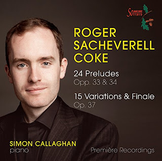 Roger Sacheverell Coke - Simon Callaghan - SOMM