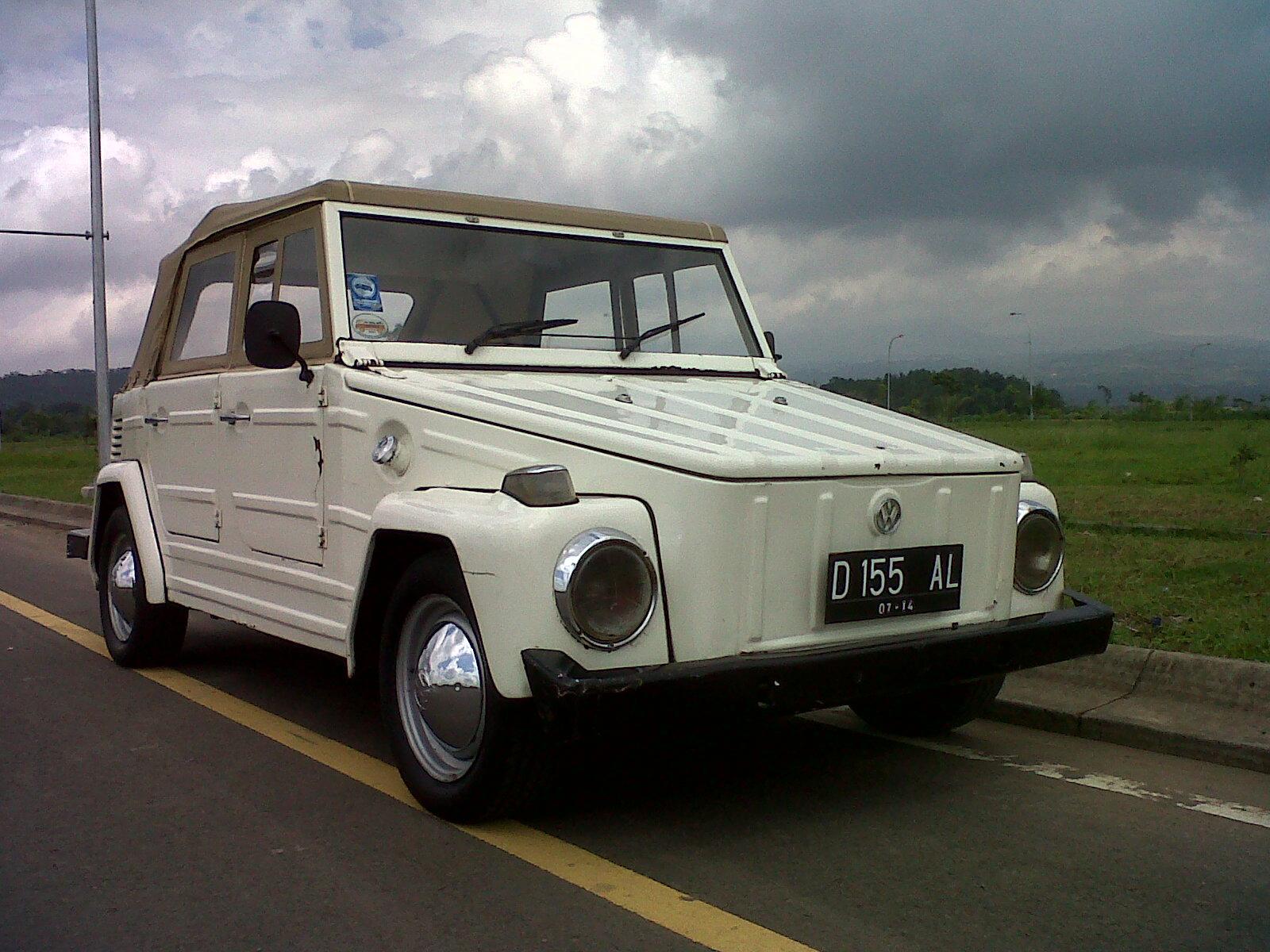 1974 Volkswagen Thing Safari Trekker Type 182 Vw Safari