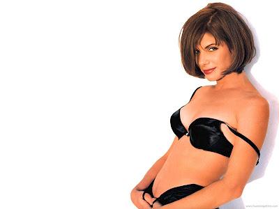Actress Sandra Bullock Wallpaper