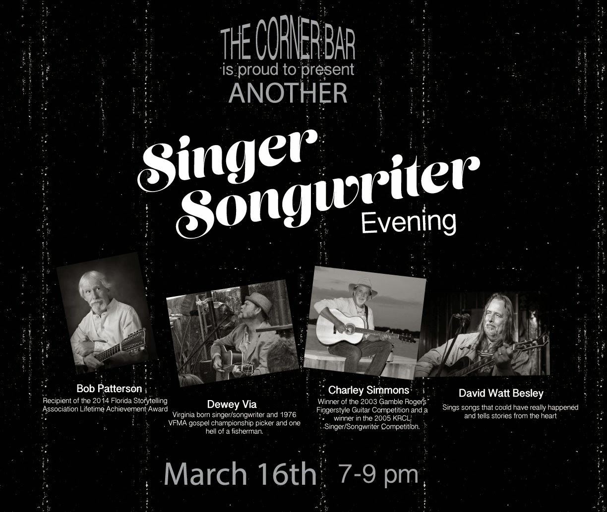 Singer Songwriter Night III