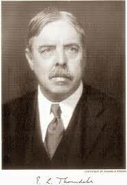 Rintisan Edward L. Thorndike
