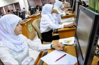 Pemerintah mengganti model tes LJK pada tes CPNS dengan sistem CAT