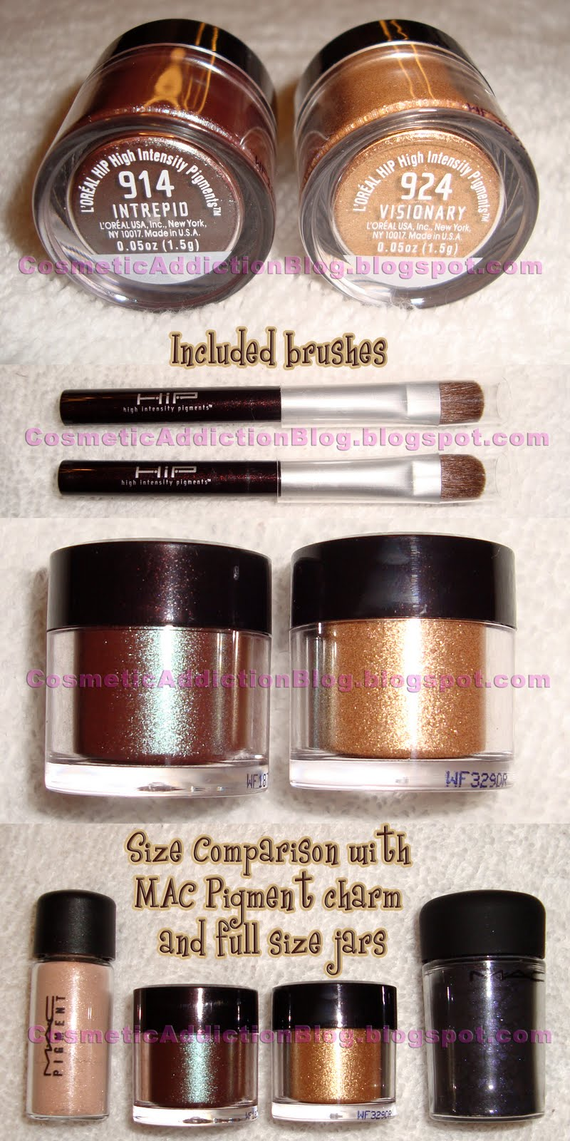 Cosmetic Addiction: L'Oreal HiP Studio Secrets Professional ...