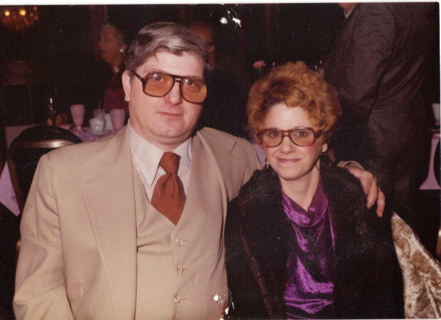 In Loving Memory Of My Dad JLG 5/27/43 To 8/23/98 And My Mom SMG 12/17/42 To 10/31/98