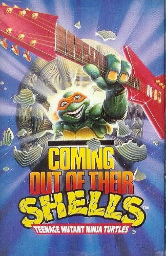 Teenage Mutant Ninja Turtles Coming Out Of Their Shells Tour