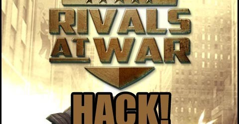 Rivals At War Hack Tool 2013 - The best hack available, for free! Mega