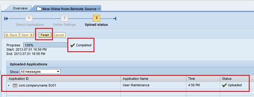 How to create Transaction IView in SAP EP in 7.3 onlysapep.blogspot.in only sap ep  blogspot