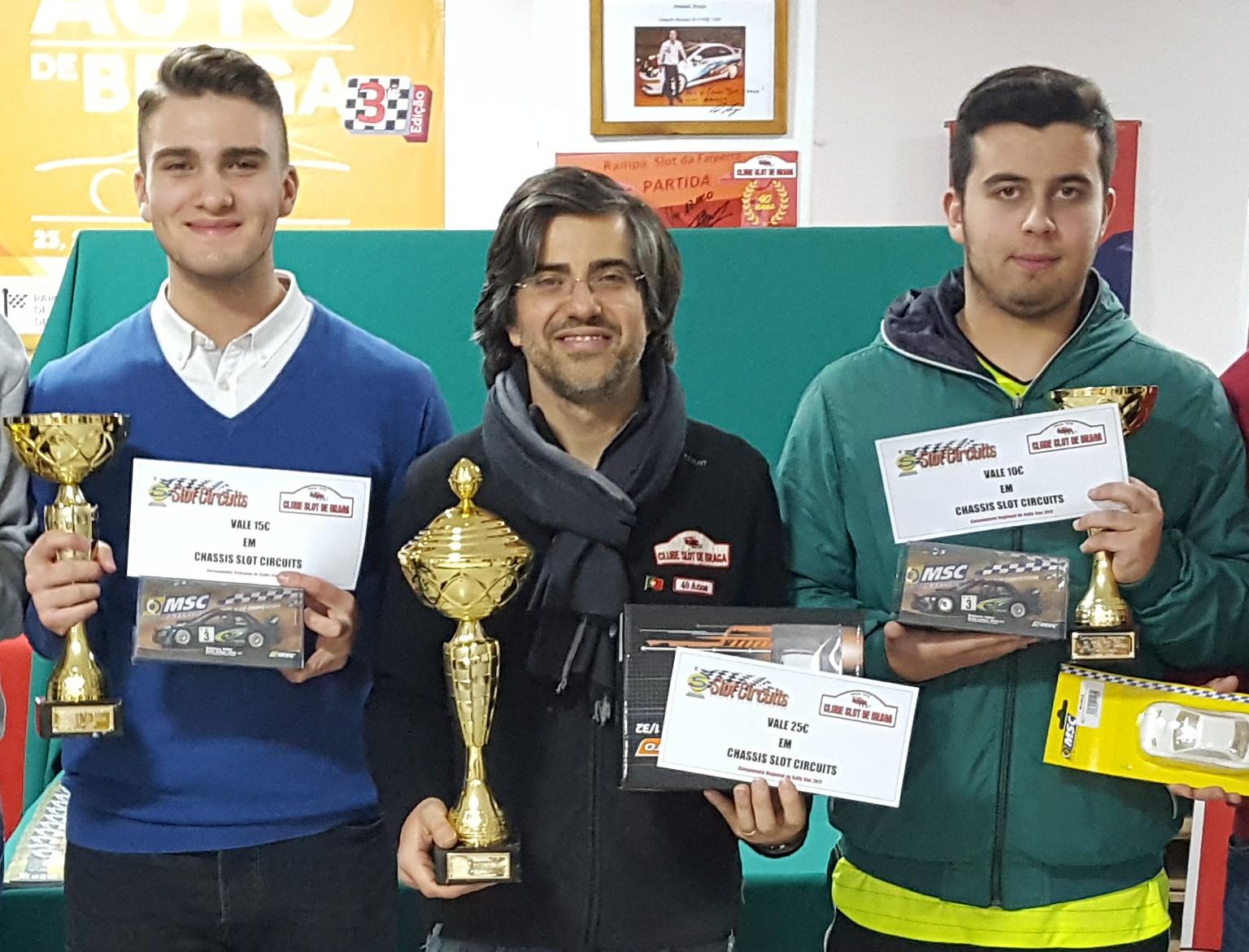 Campeonato Regional de Rally Slot 2017