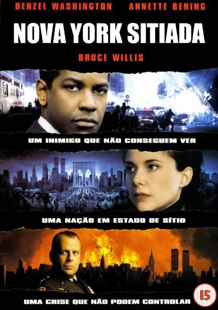 Filme Nova York Sitiada Dublado AVI DVDRip