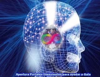Cuando se decidan a abrir por primera vez sus percepciones dentro de la realidad 3D, recuerden los términos tridimensionales, ya que las aperturas de Portales conscientes para ayudar a Gaia, son de una duración determinada.