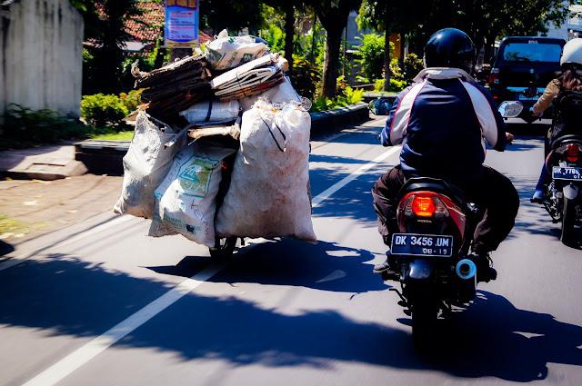 motociclistas locos
