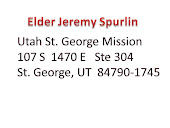 Send A Letter Or a Package To Jeremy: