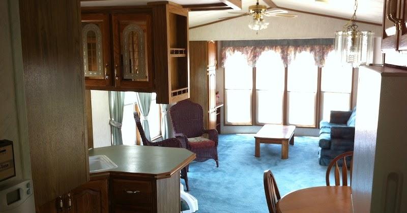 Rental trailer/cabin