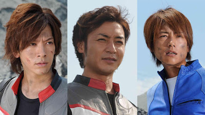 Ultraman Zero, Dyna, Cosmos Join Forces in Ultraman Saga