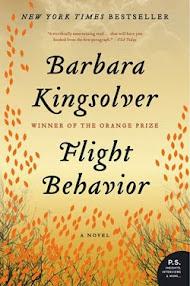 Flight Behavior, by Barbara Kingsolver