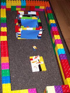 Lego / Duplo Tabernacle