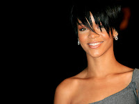 Barbados R&B recording artist Rihanna HD Wallpapers