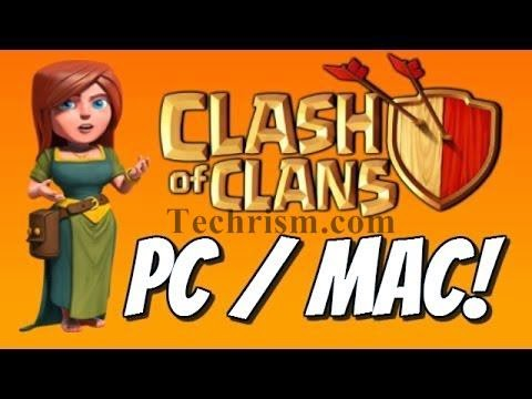 PC we are back with a new Guide on How to download Clash of Clans for