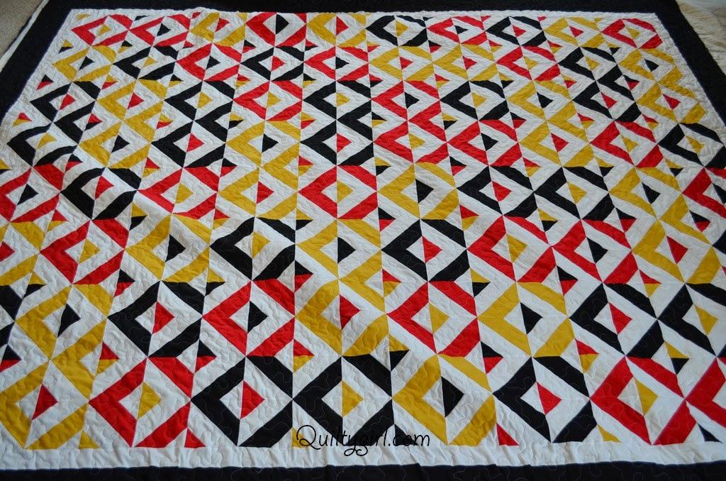 Alycia Quilts: Geometric Designs