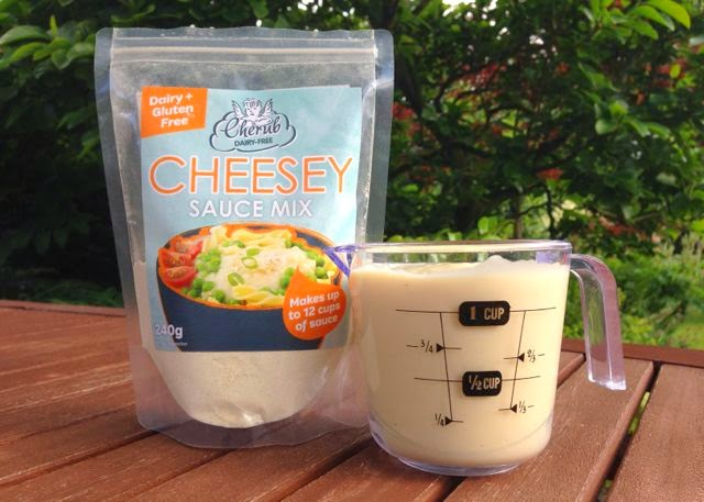 Cherub Cheesey Sauce Mix