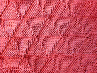 Reversible Knitting Stitch Patterns Free : Knitting Stitch Patterns