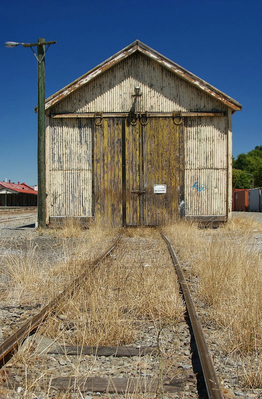 Ashburton Rail Goods Shed, Canterbury