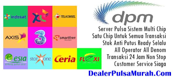 Raja Reload Bisnis Agen Pulsa Elektrik Online Termurah Jakarta Tangerang