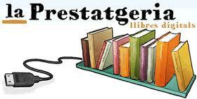 Libros digitales con La Prestatgeria