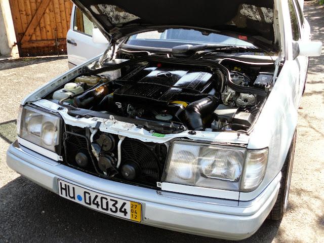 e420 engine