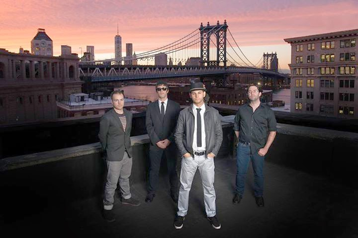 Bridge City Hustle The E.P. New York City modern funk soul band