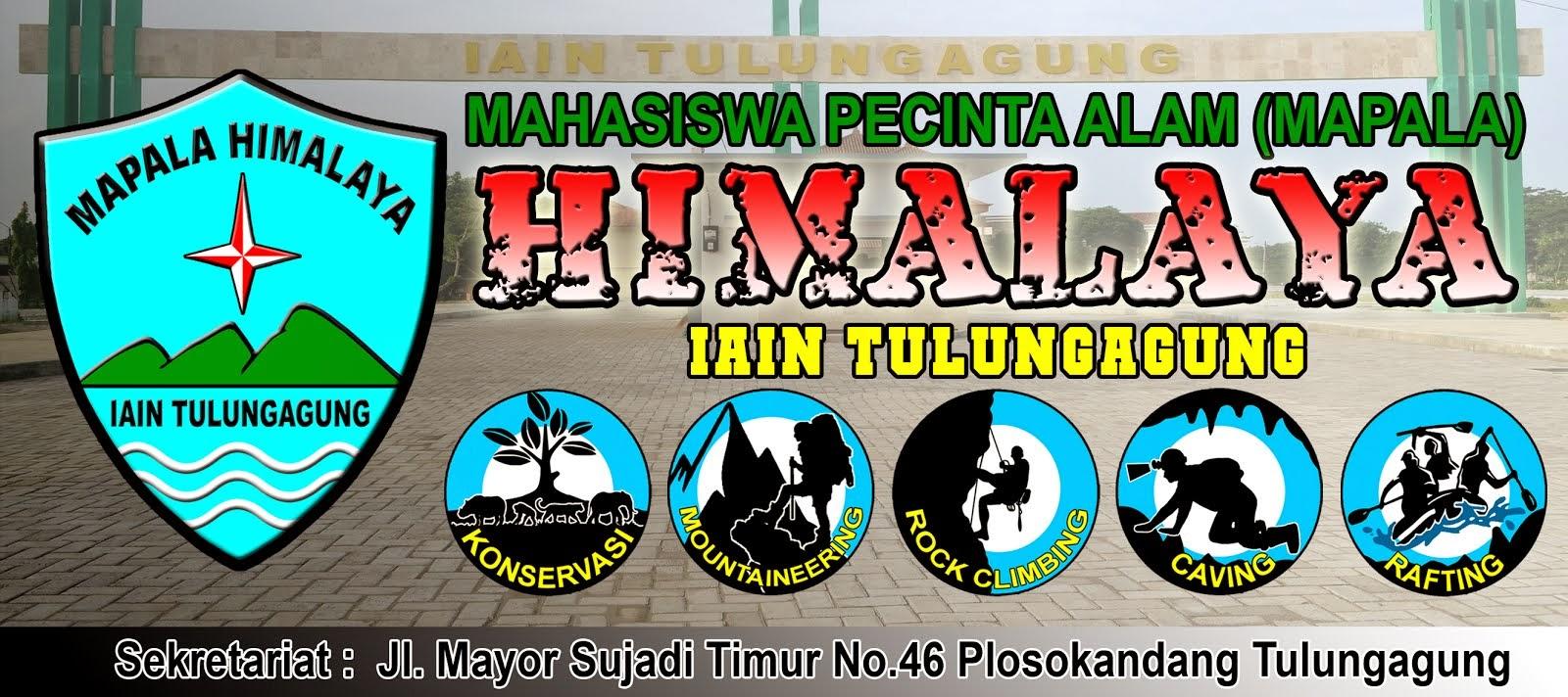 Mapala Himalaya IAIN Tulungagung