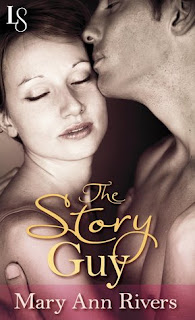 The Story Guy by Mary Ann Rivers (contemporary romance novella)