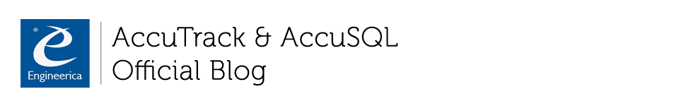 AccuTrack / AccuSQL Blog